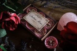 Ardent Rose Tealight Candles